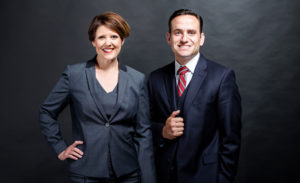 Michelle O'Neil and Michael Wysocki Super Lawyers